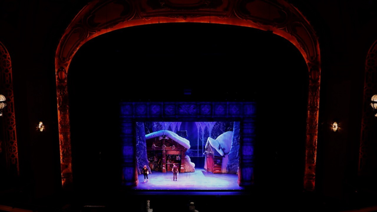 Shea's Performing Arts Center Frozen production.jpg