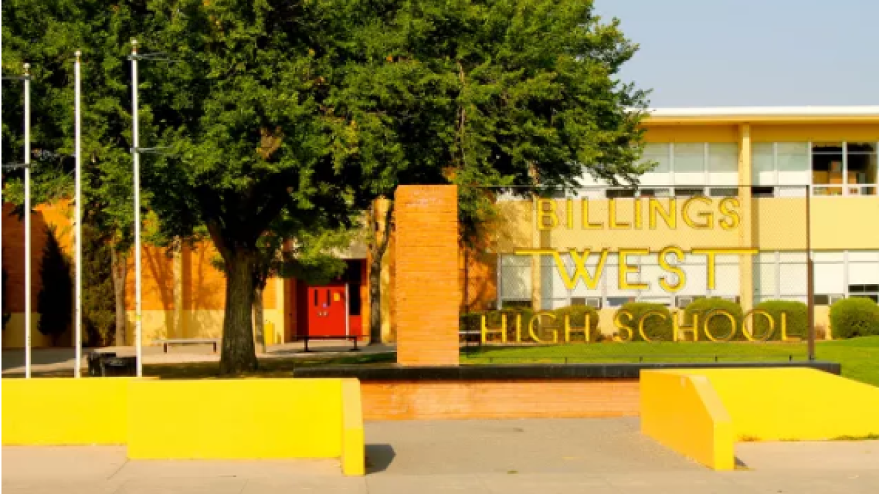 "Billings West High placed on lock down after social media ""misunderstanding"""