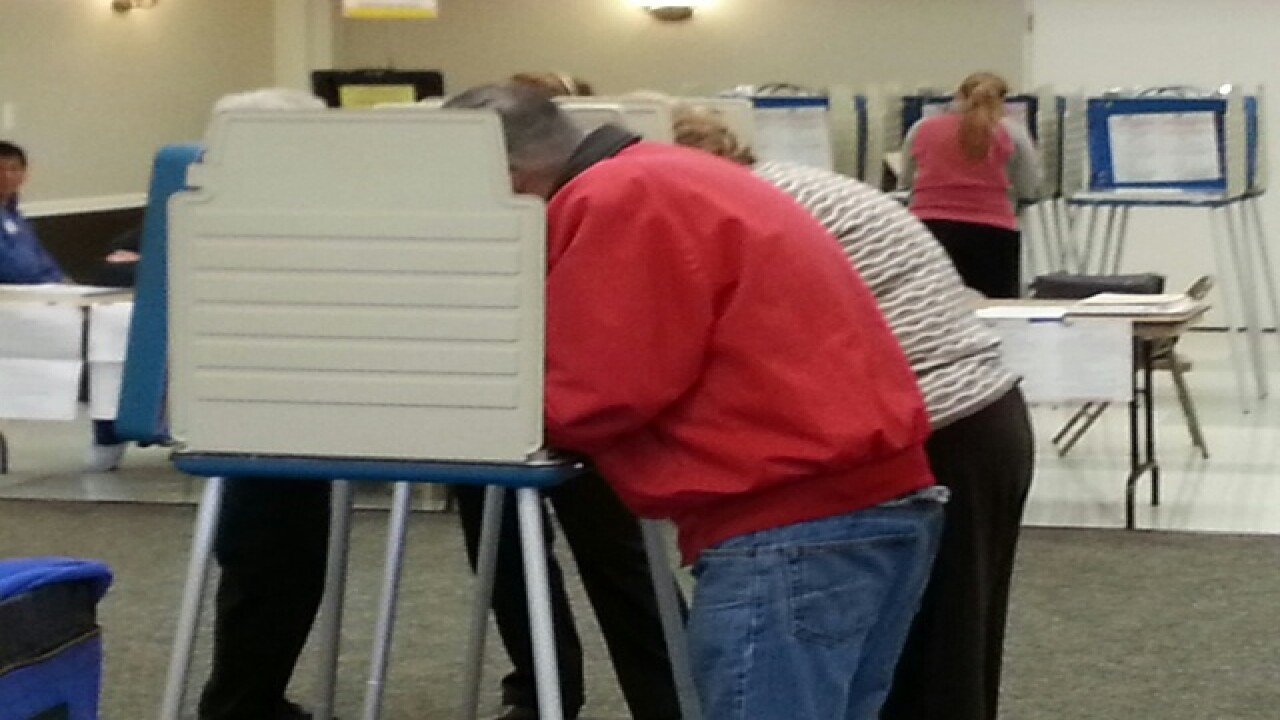 2014 Ohio Election Day Gallery