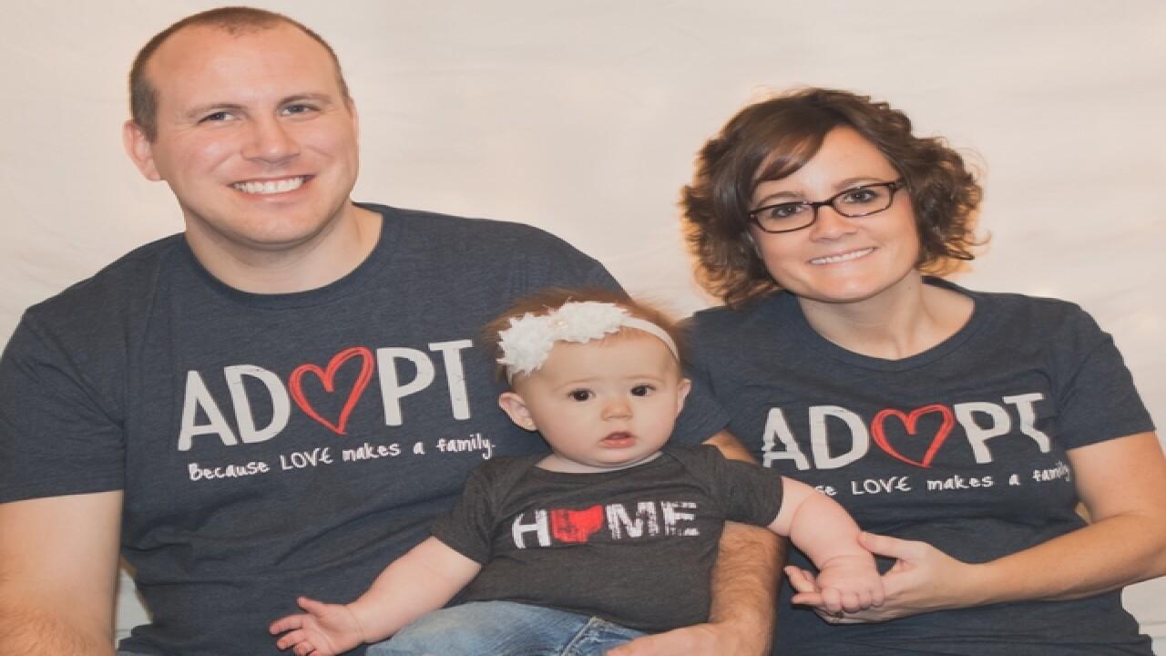 Biology doesn't make family; love makes family