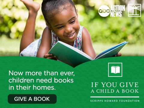 Help us put books into the hands of children in our community who need them most!