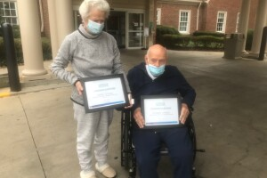 Kentucky couple married for 71 years fights off COVID-19