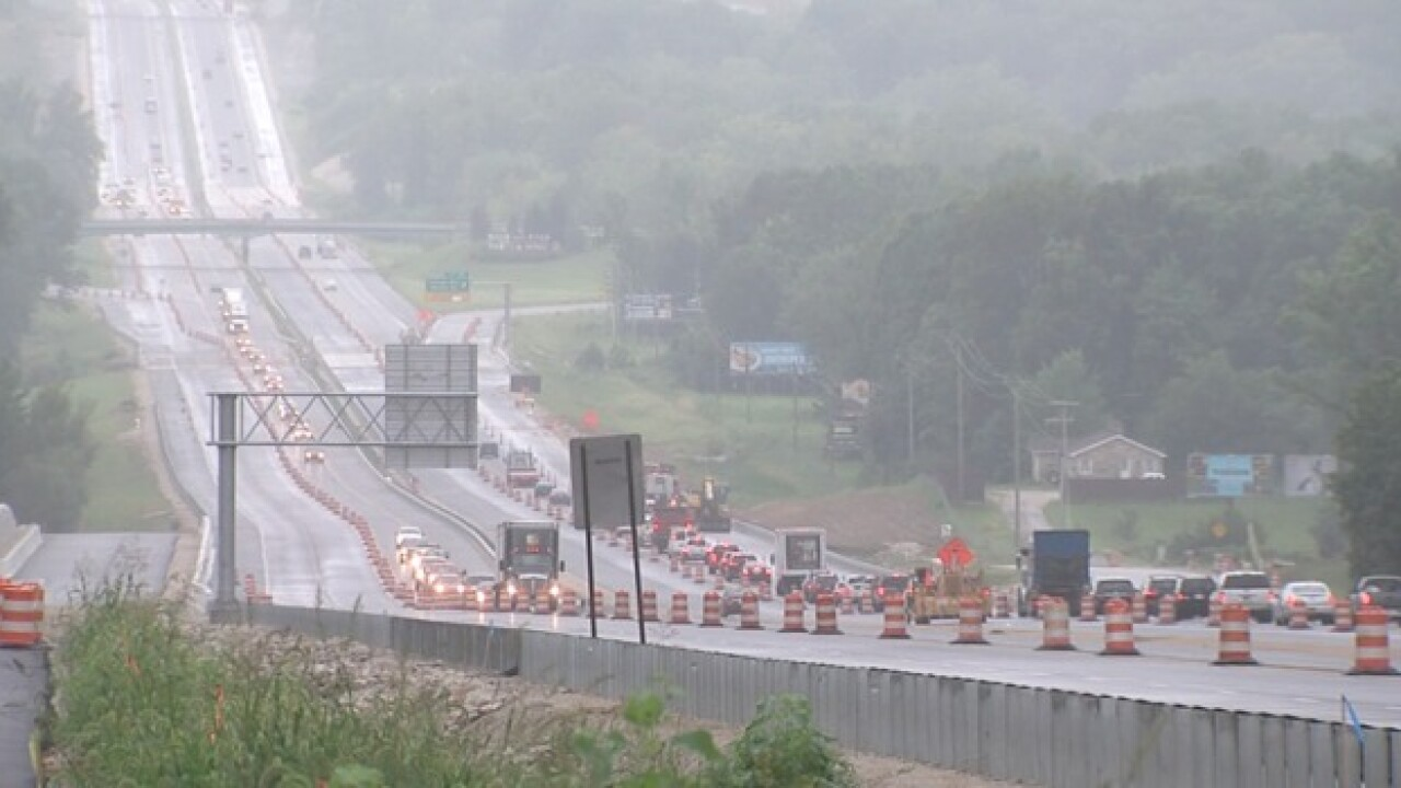 I-69 Section 5 won't be complete by goal date
