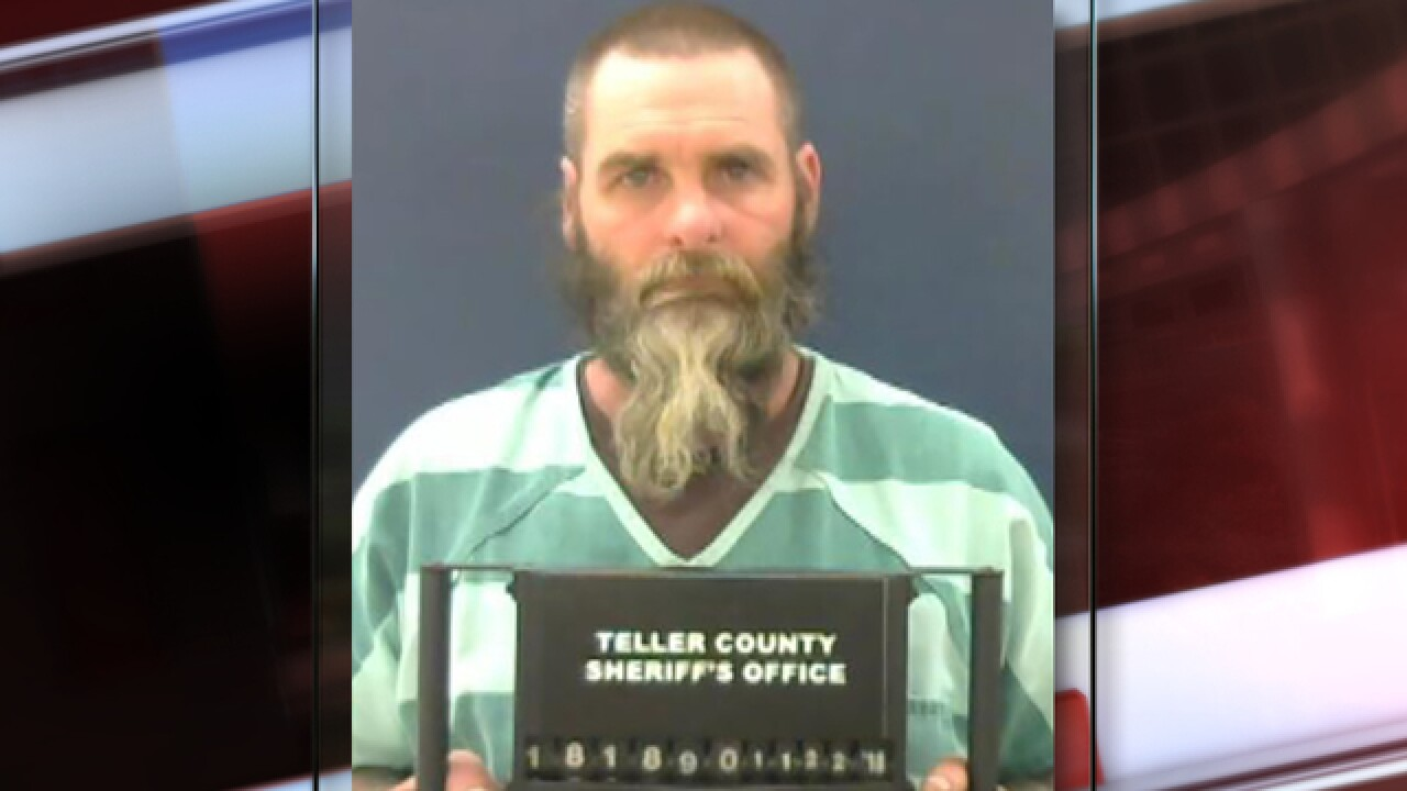 Teller County man arrested, accused of selling students marijuana laced with methamphetamine