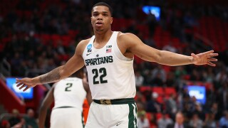 Michigan State guard Miles Bridges declares for NBA Draft