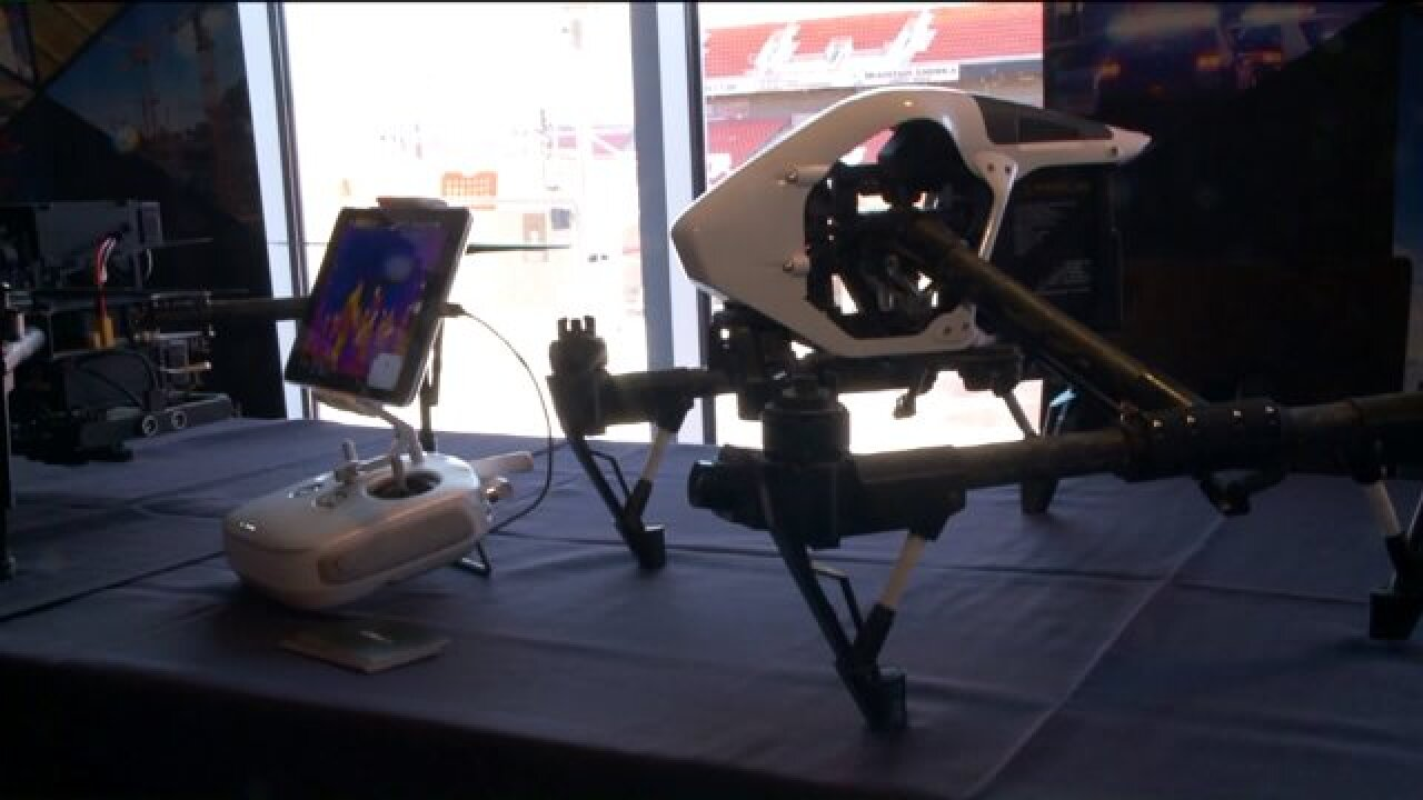 Industry leaders meet with FAA in Utah to discuss issues with droneuse