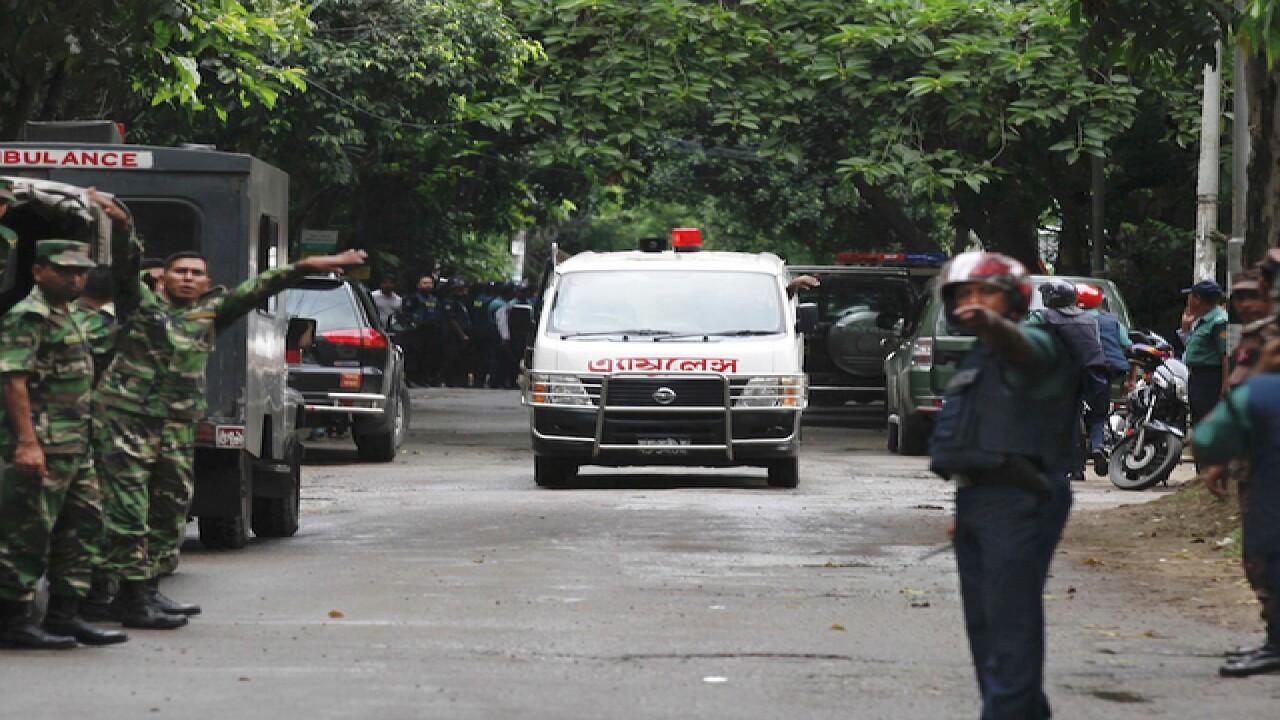 Bangladesh restaurant attack: 20 hostages killed