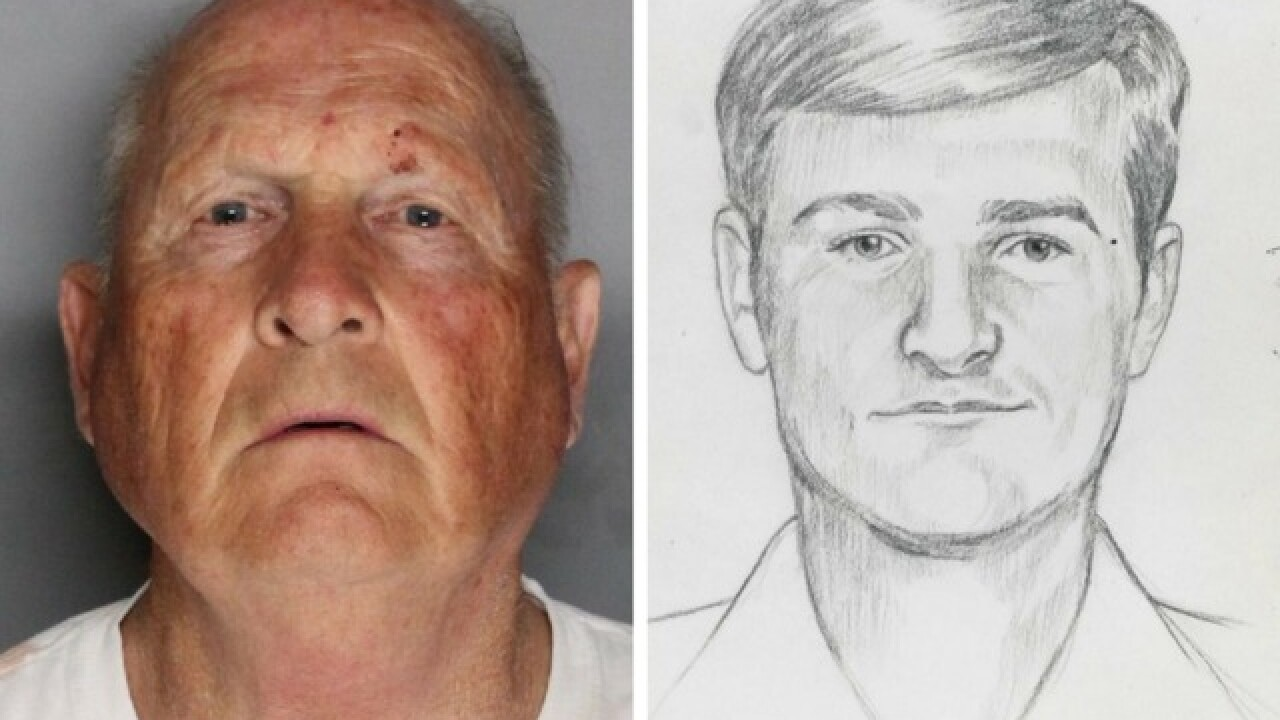 Golden State killer: DNA that led to suspect's arrest was collect from his car while he shopped