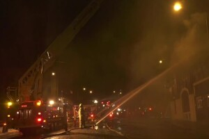 Fire in Uptown Butte guts businesses