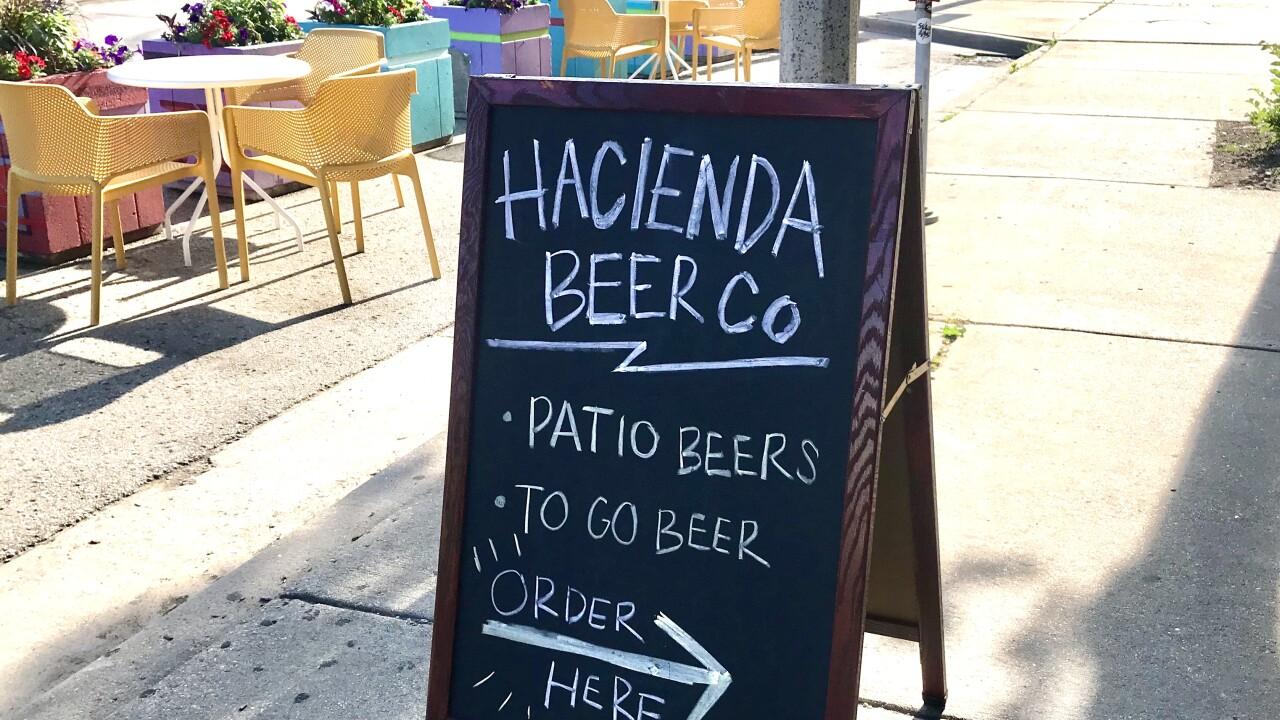 patio hacienda