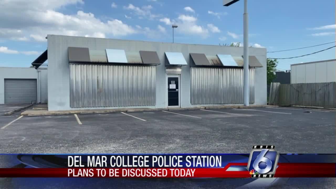 Del Mar College trustees to discuss building renovation