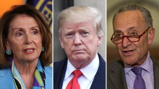 Pelosi, Schumer: Trump needs to support help for outbreak