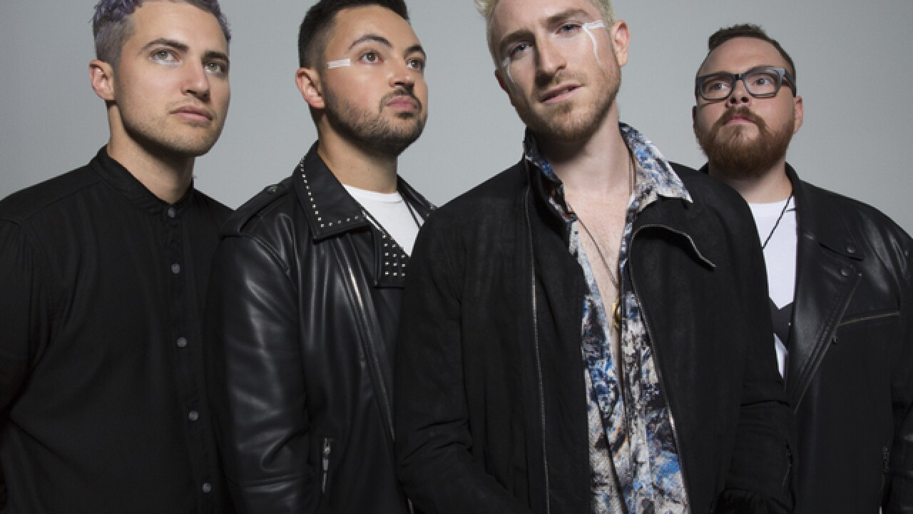 Walk the Moon bounces back from the brink with another inspiring hit