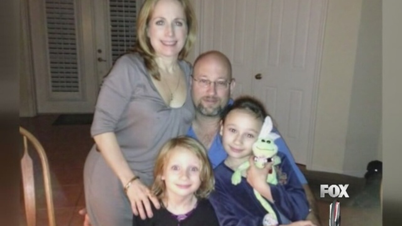 Sievers home ransacked, but nothing stolen