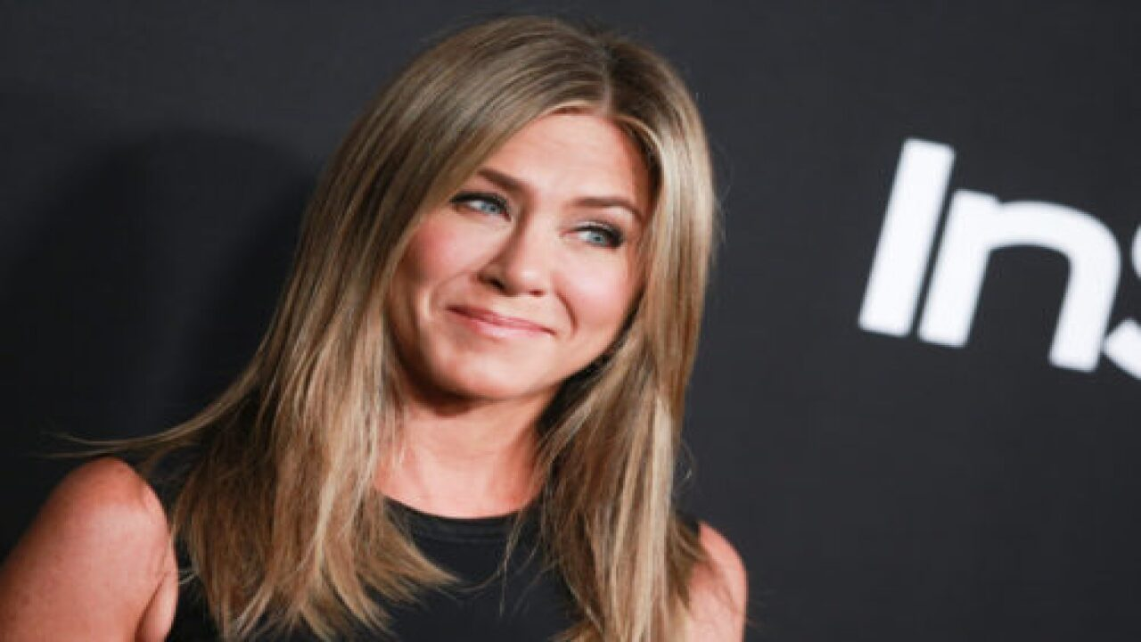 Jennifer Aniston Says The 'Friends' Cast Would Do A Reboot Of The Show