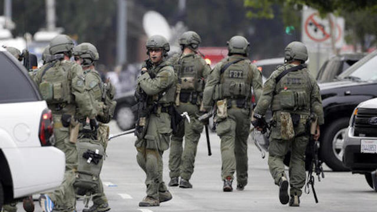 UCLA campus on lockdown after shooting report