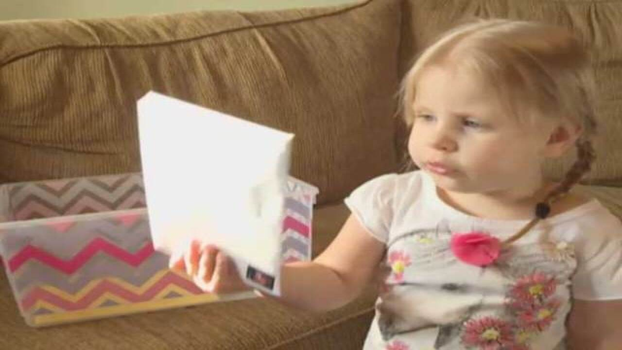 Sick child snubbed on birthday asks for cards