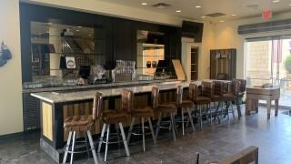 Echo & Rig bar sits empty during coronavirus pandemic