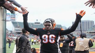 Carlos Dunlap makes six Bengals in Pro Bowl
