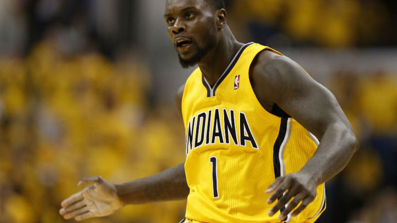 Indiana Pacers will not pick up team option on Lance Stephenson's contract