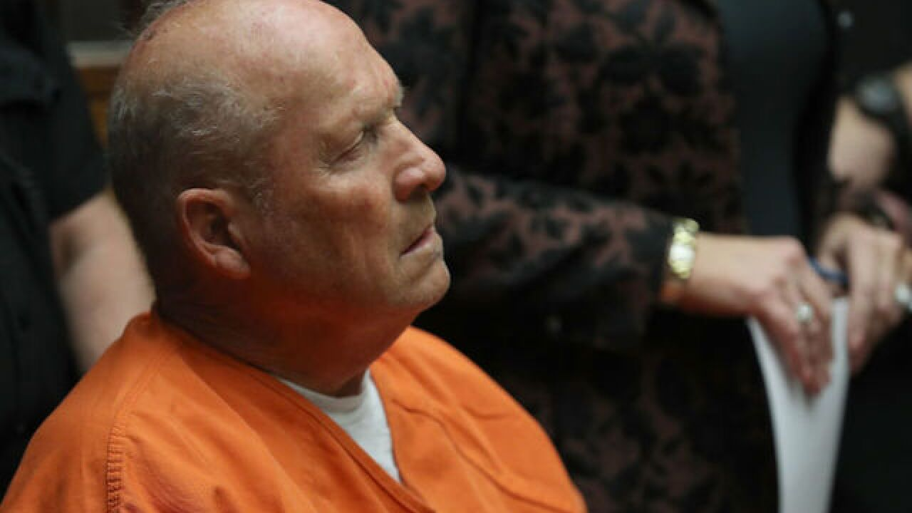 The alleged Golden State Killer will be charged with another murder, district attorney says
