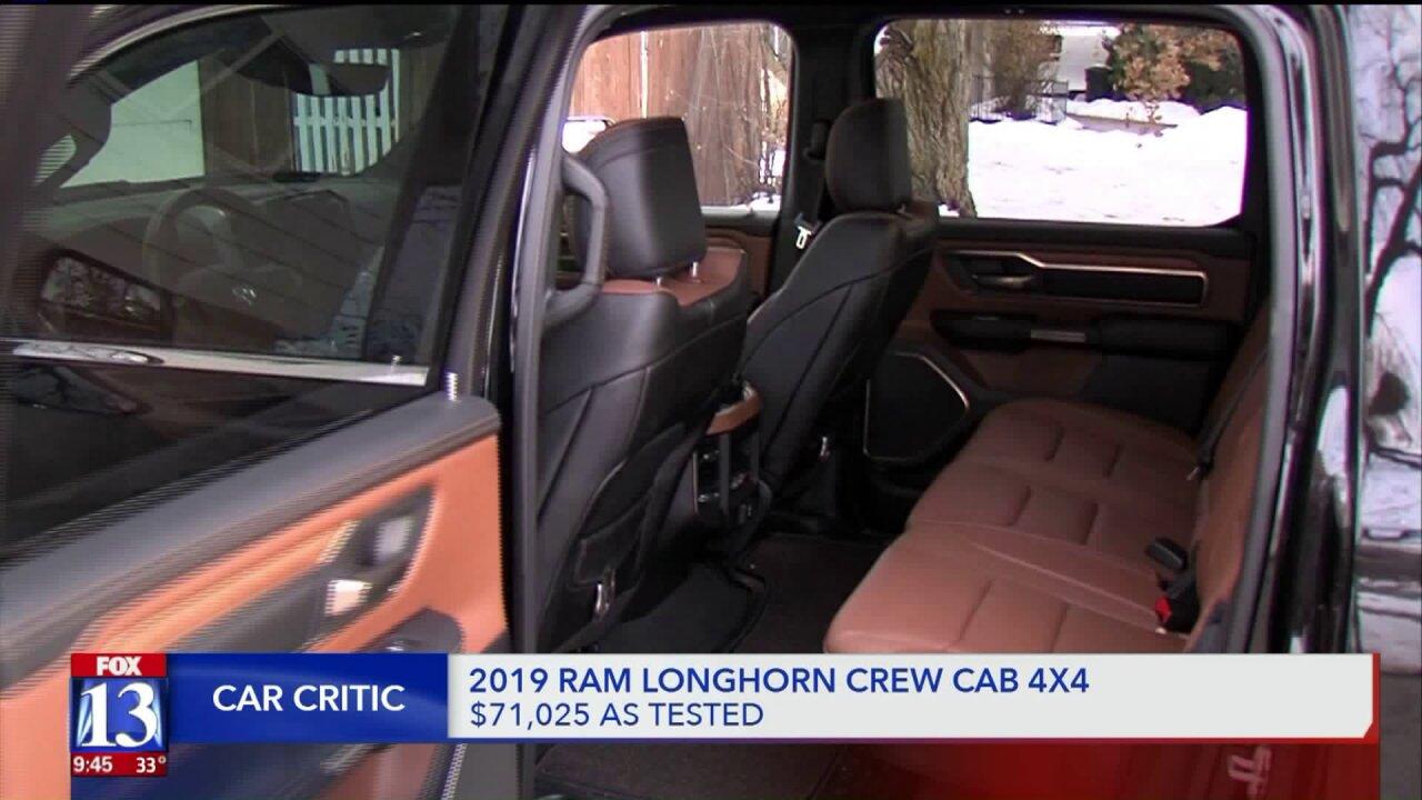 Car Critic: Family-friendlytrucks