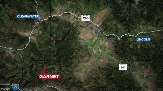 Garnet Ghost Town