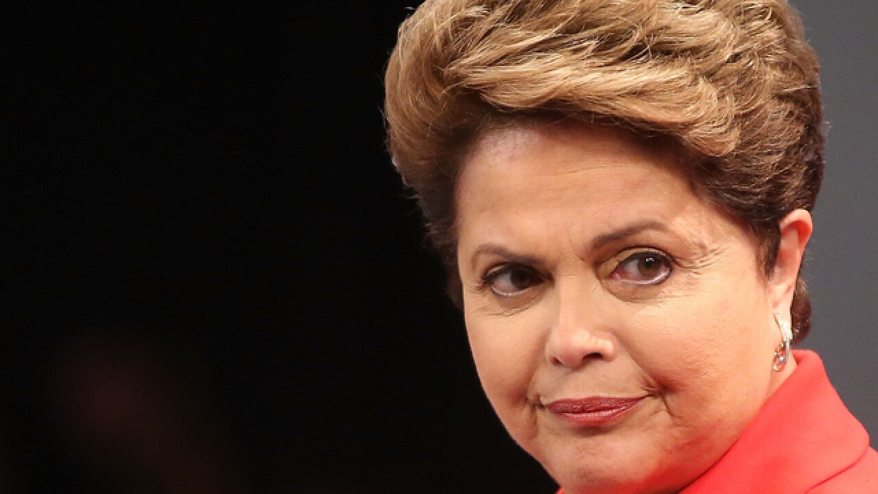 Impeachment of Brazilian president in chaos