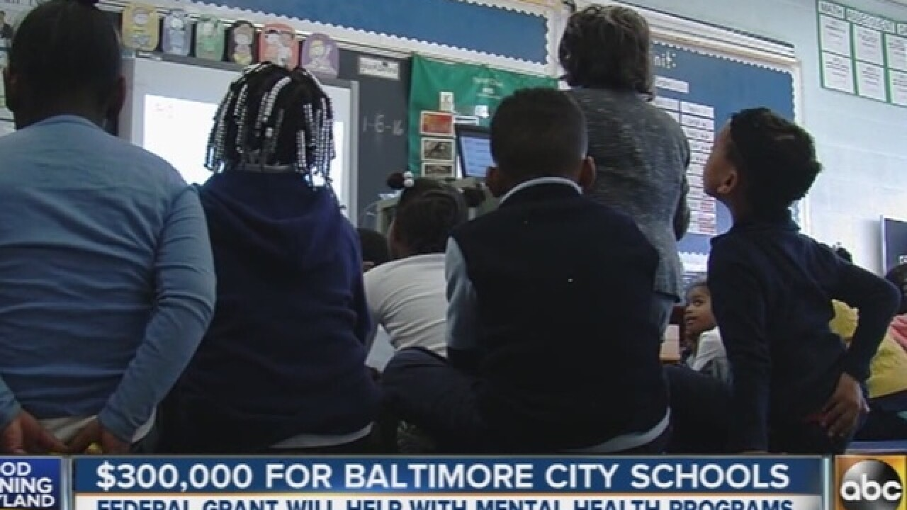 Feds give city schools money for riot aftermath