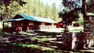 Cummins Cabin near Lincoln