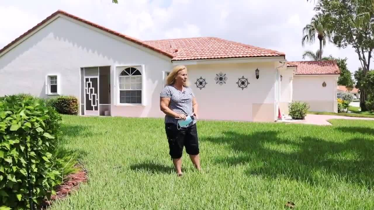 Susan Shear afraid she might lose her Delray Beach house