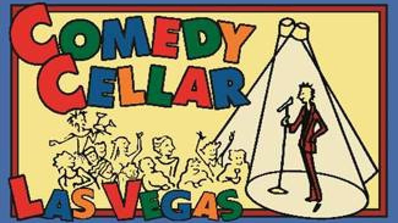 comedy cellar las vegas logo