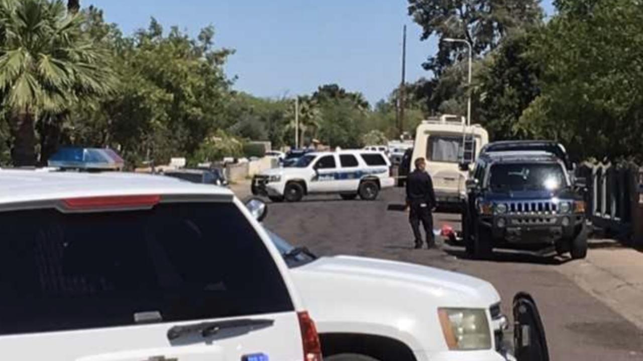 PD: 10-year-old boy dies after quad crash in Phoenix