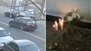 Black sedan from deadly Brooklyn hit and run