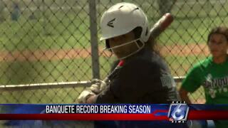 Banquete softball needs to win two Saturday against Hallettsville for first state trip