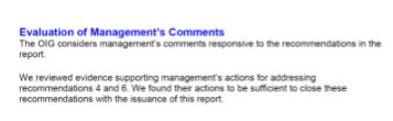 USPS response