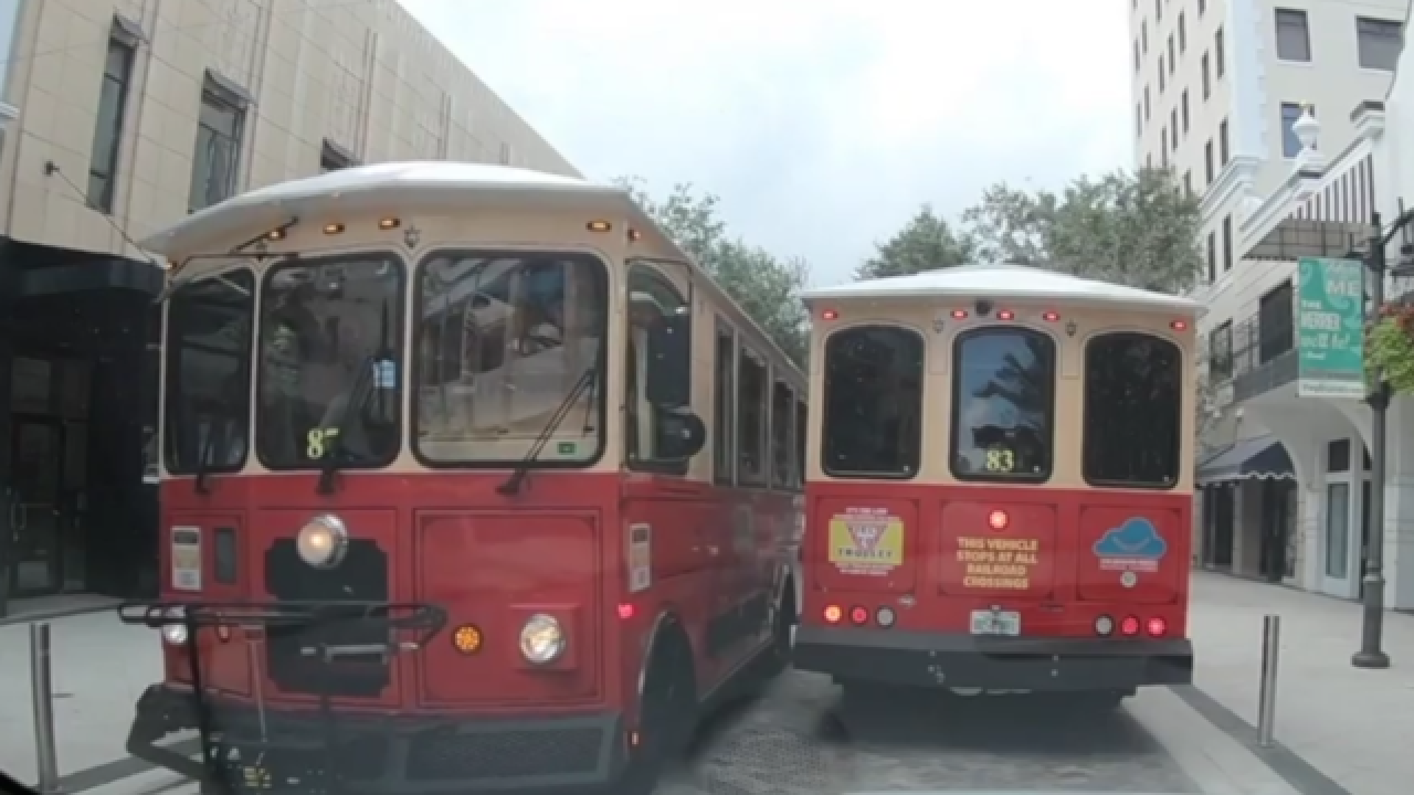 Fire chief talks about tight turning radius for fire trucks on 300 block of Clematis Street