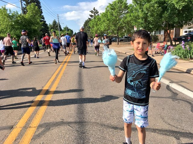 Photos: Thousands kick off Memorial Day with BolderBOULDER 10K run