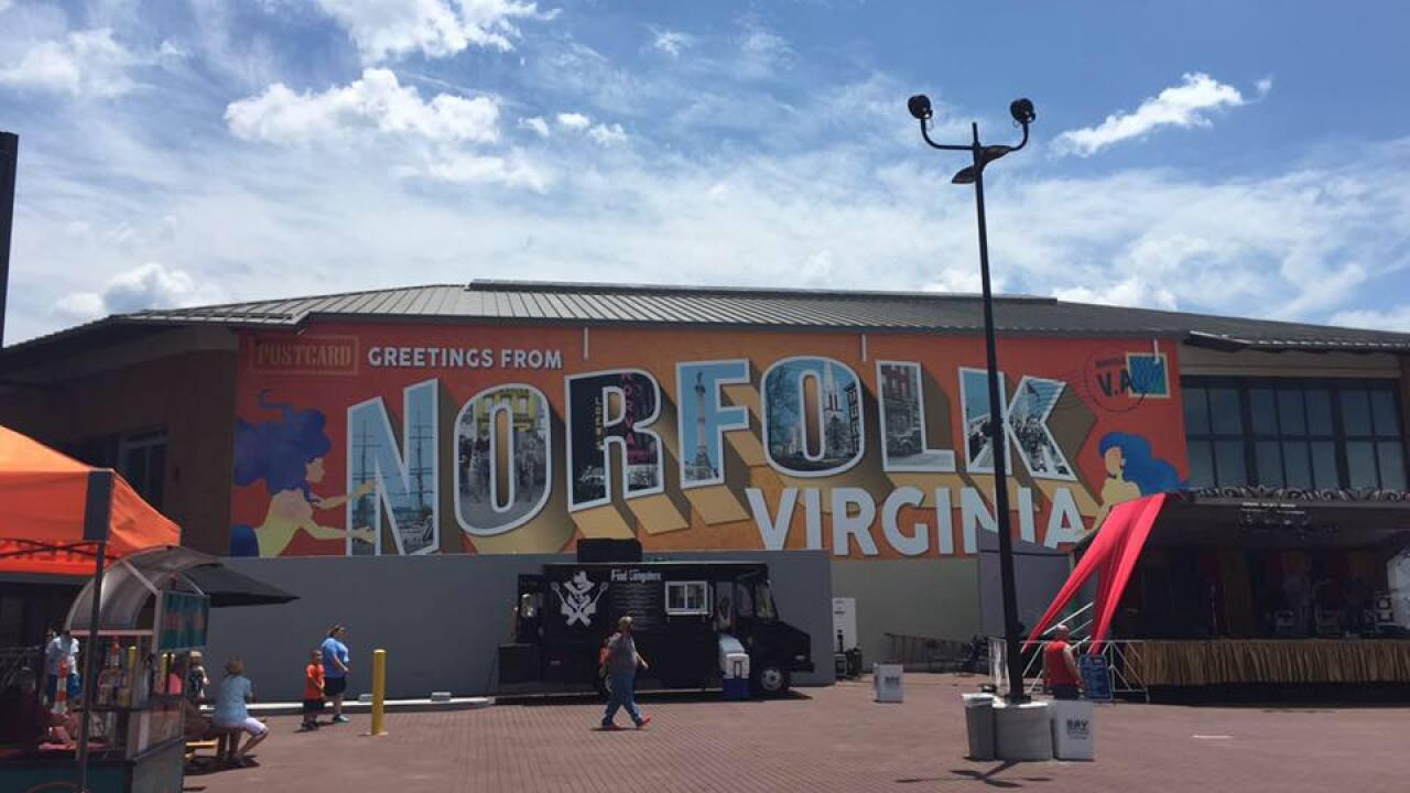 Fall fun in Norfolk through the month of October with 'Norfolktoberfest'
