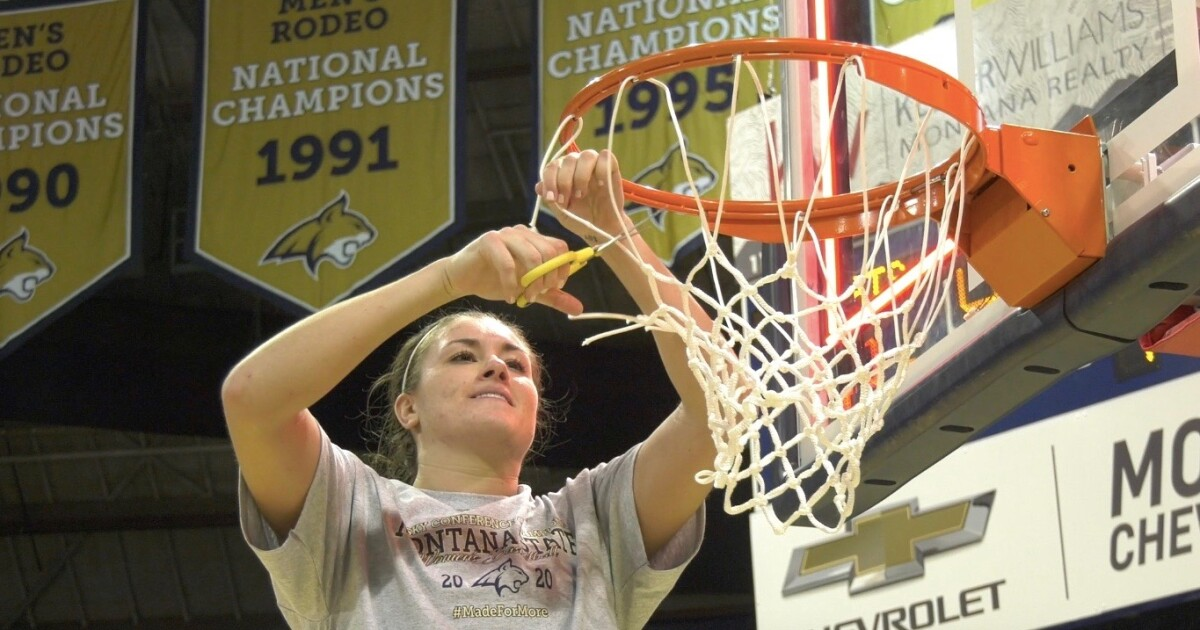 Montana State Bobcats control Lady Griz, clinch share of Big Sky Conference title