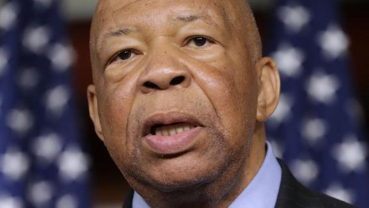 Congressman Elijah Cummings dies at68