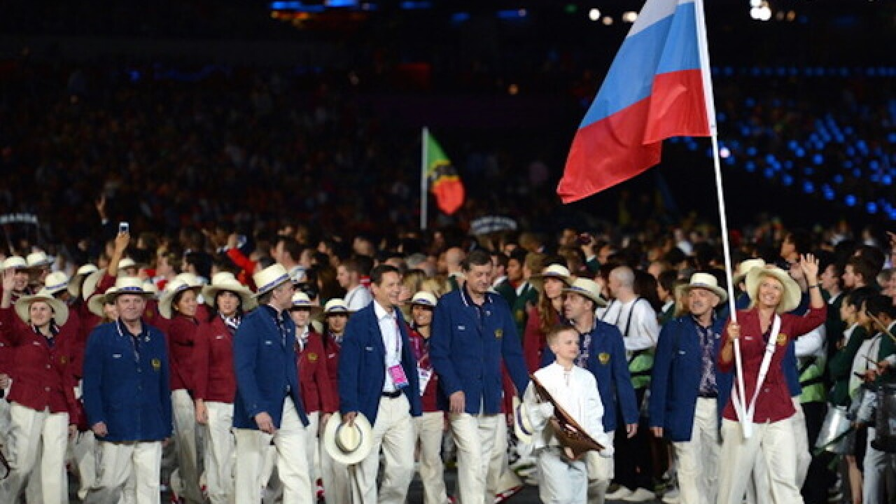 Eleven Russian weightlifters fail 2012 Olympic re-tests