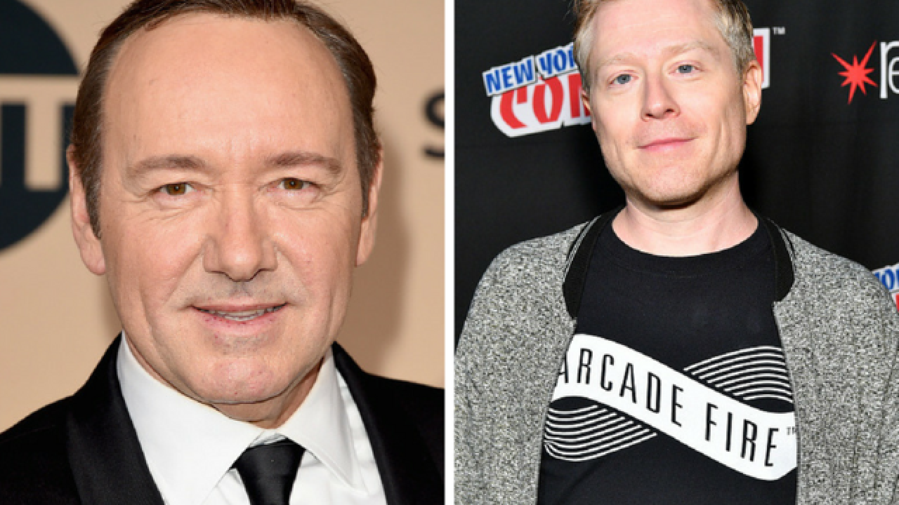Kevin Spacey apologizes after allegation that he made sexual advance to 14-year-old boy