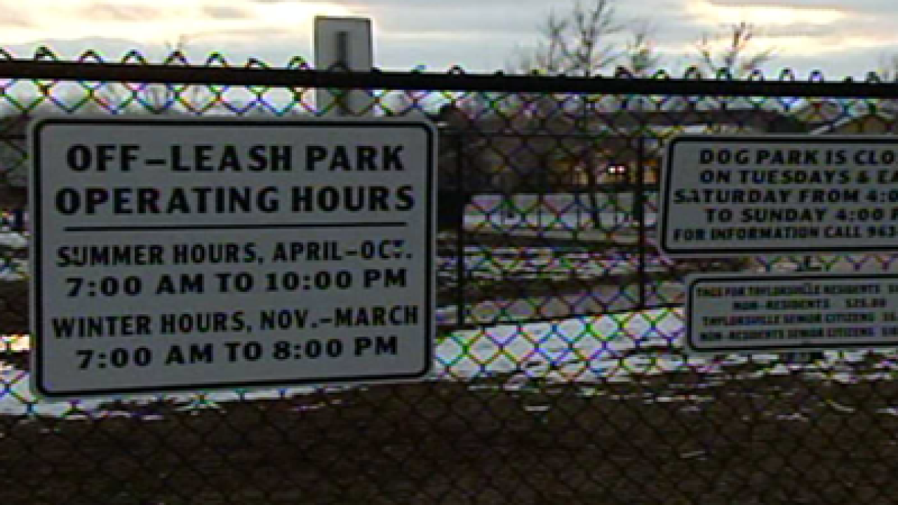 Two dogs hospitalized after incident in dog park