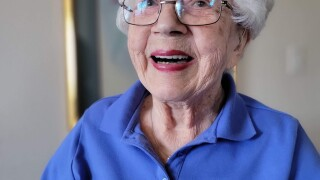 Helena resident Marjorie Mihelish celebrates her 100th birthday