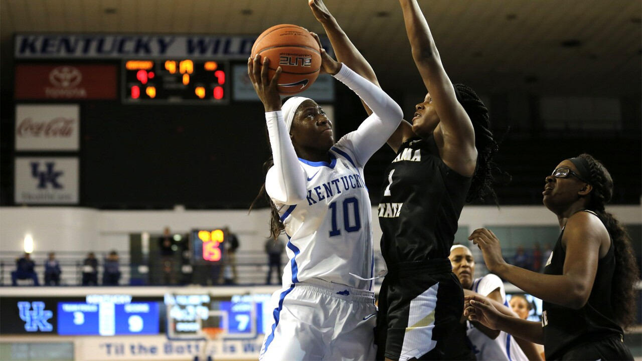 UK Women Post Game Notes Following Win Over Vanderbilt