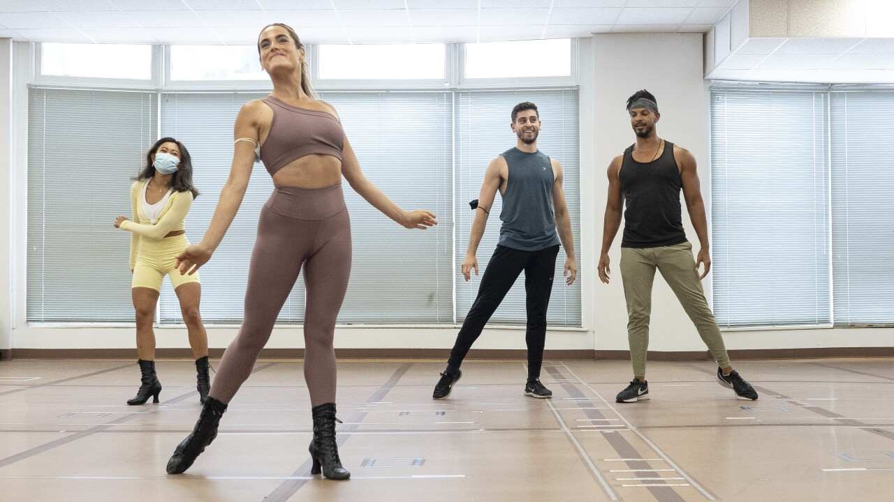Frozen North American Tour Company Rehearsal. ©Disney Photo by Libby March.jpg