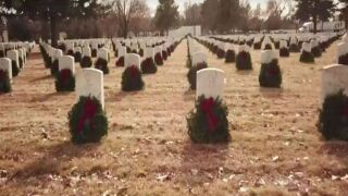 Colorado Springs non-profit working to place wreaths on the graves of every veteran