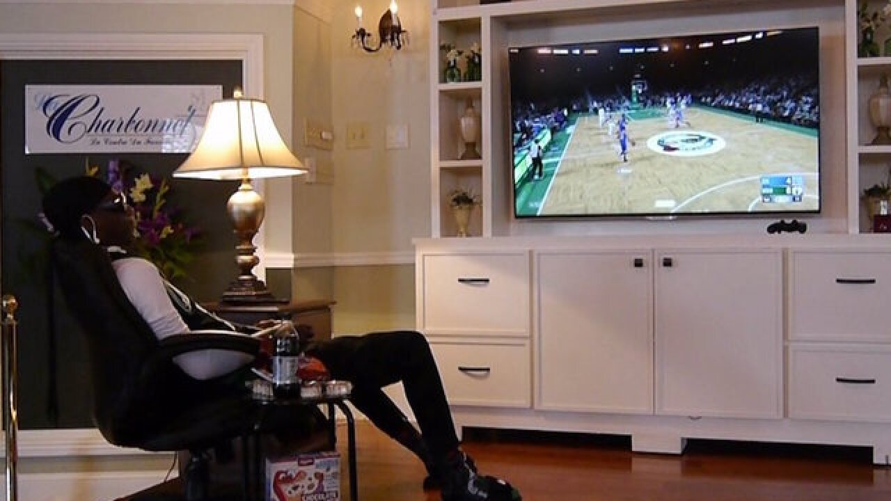 Family honors deceased son with NBA video game-themed wake