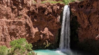 Flooding forces evacuations of Havasupai campers